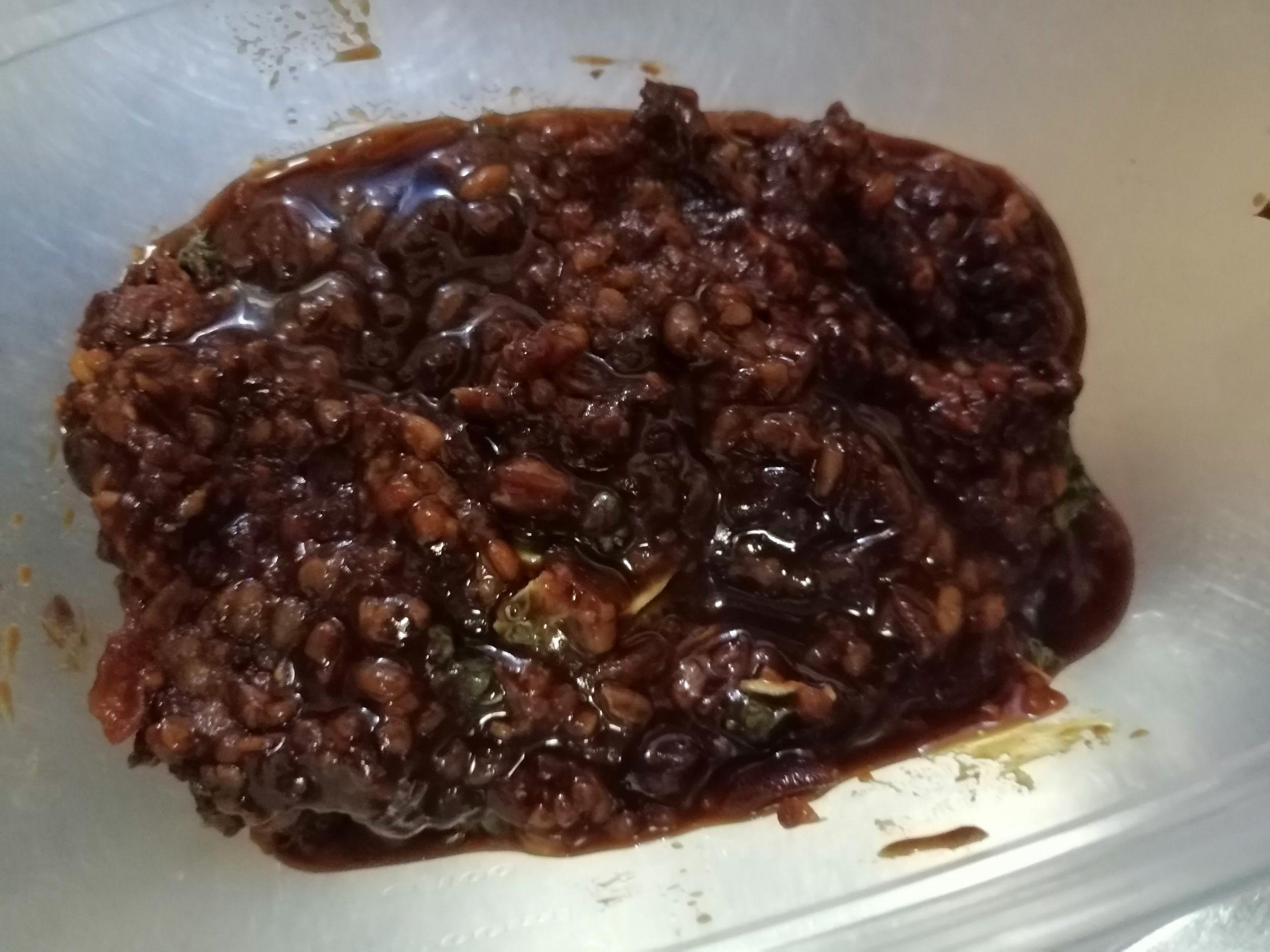「にがごい(ゴーヤ)の味噌漬け」のレシピ7