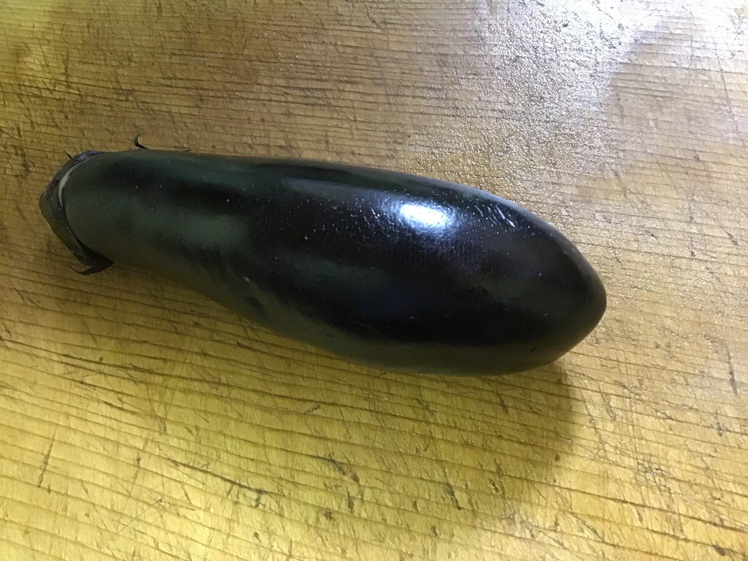 山形県の郷土料理「なすごんげん」のレシピ1