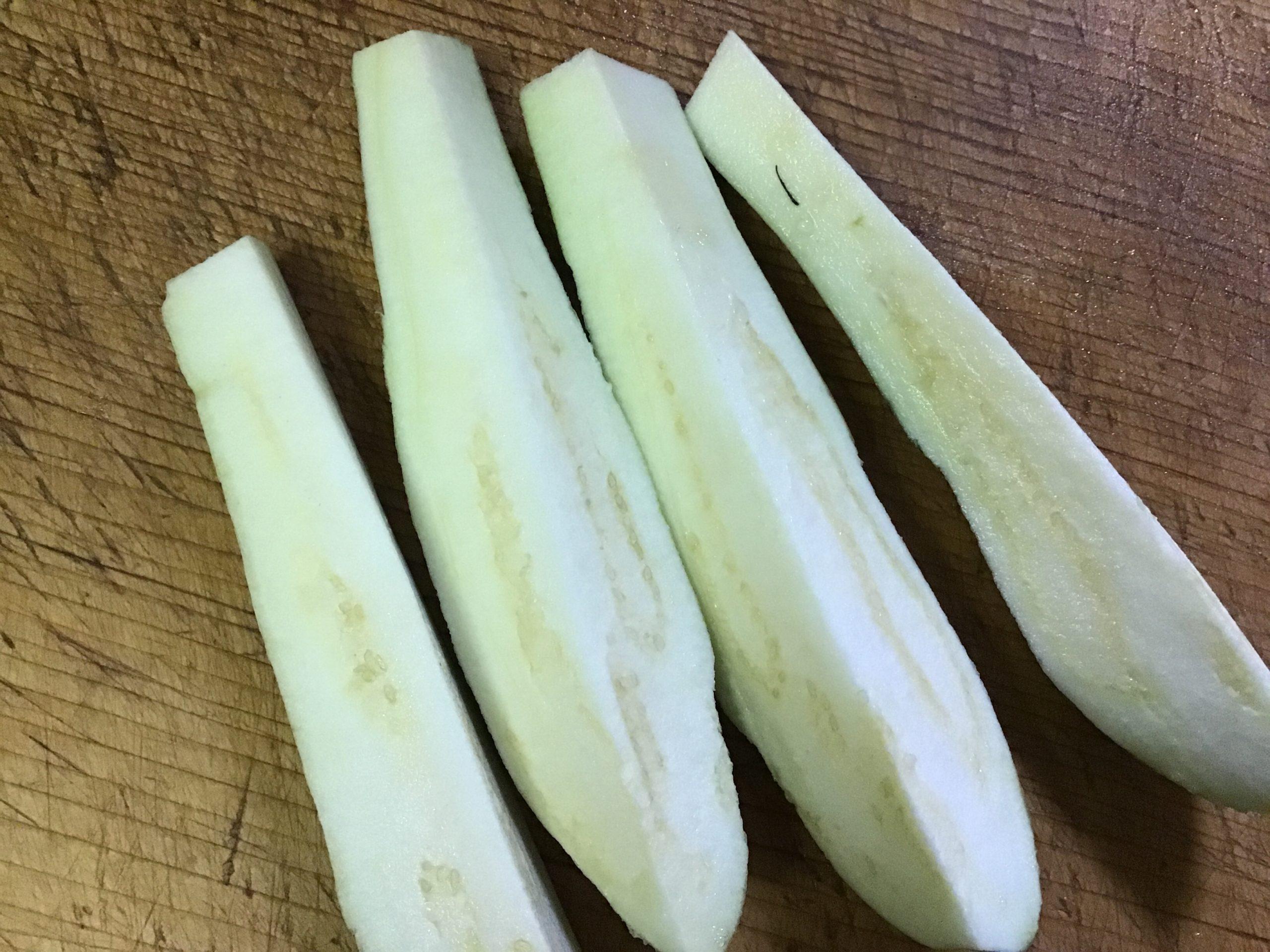 山形県の郷土料理「なすごんげん」のレシピ5