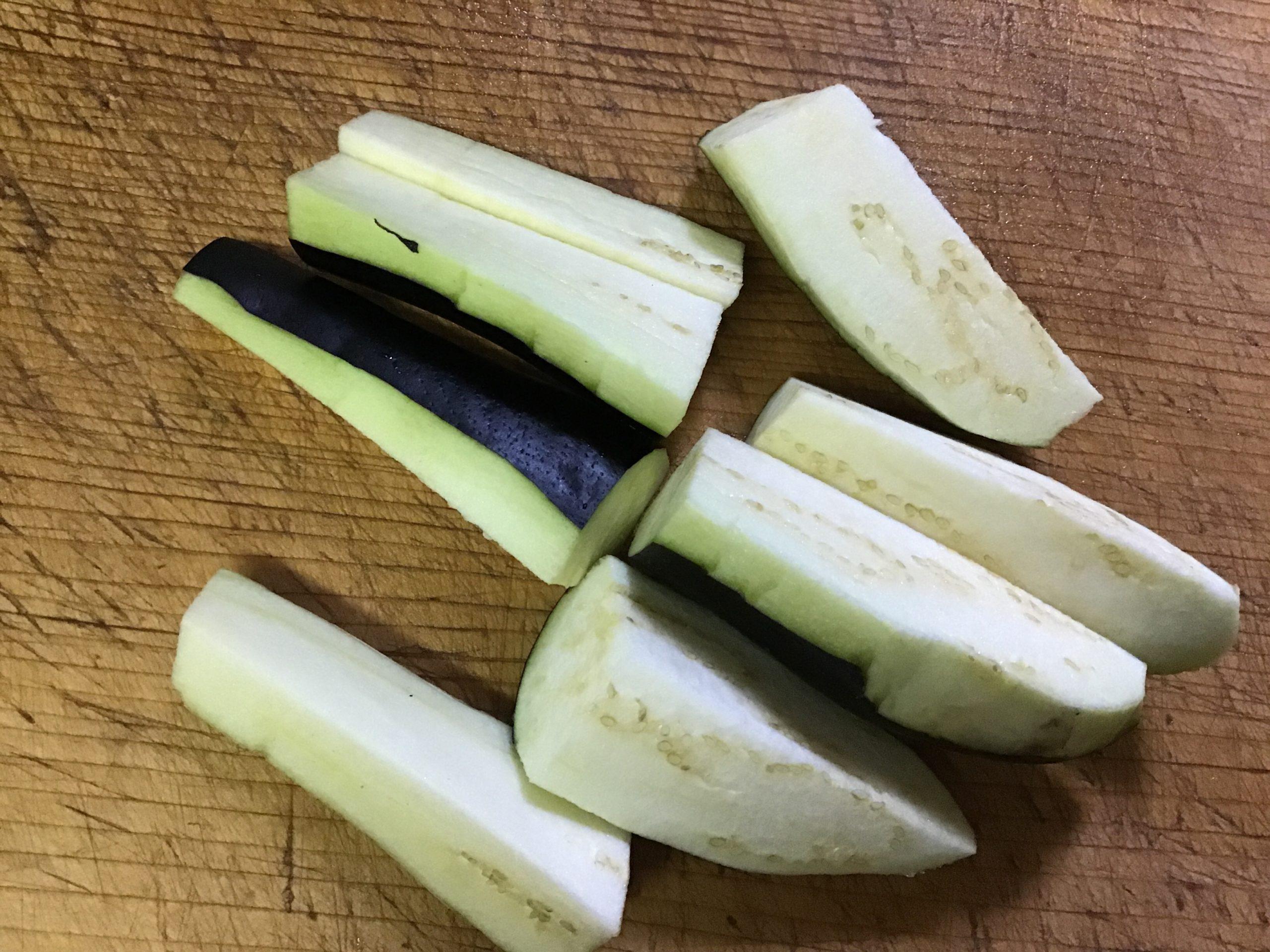 山形県の郷土料理「なすごんげん」のレシピ6