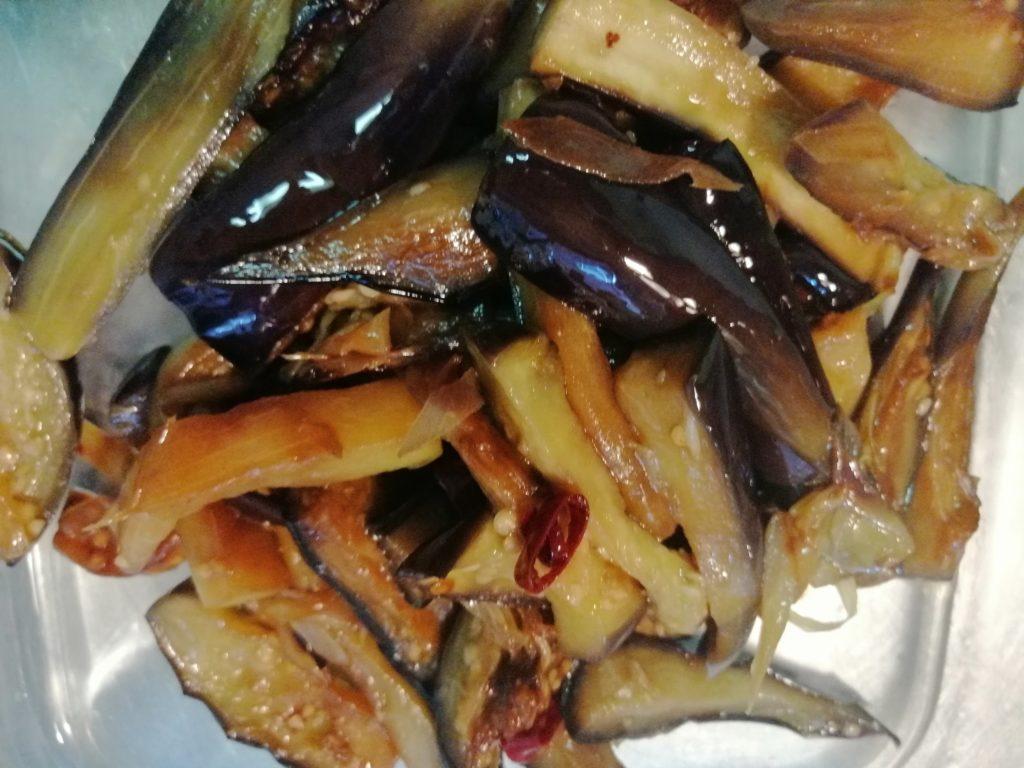 郷土料理として伝わる「なす炒り」のレシピ